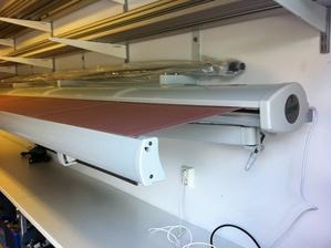 Lunex Semi kassett under tillverkning.